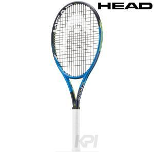 「2017新製品」HEAD ヘッド 「Graphene Touch INSTINCT ADAPTIVE インスティンクト アダプティブ  231917」硬式テニスラケット ヘッドテニスセンサー対応|kpi24
