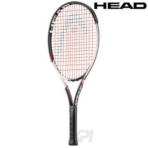 「ガット張り上げ済み」「2017新製品」HEAD ヘッド [GRAPHENE TOUCH SPEED JR25 グラフィンタッチスピードジュニア25  233417]ジュニアテニスラケット