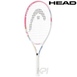 「2017新製品」「ガット張り上げ済」HEAD(ヘッド)[MARIA 23 233717]ジュニアテニスラケット|kpi24