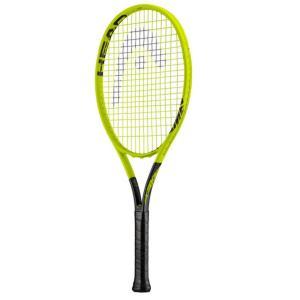 ヘッド HEAD テニスジュニアラケット  Graphene 360 Extreme Jr. グラフィン360 エクストリーム ジュニア ガット張り上げ済み 235328|kpi24