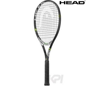「2017新製品」HEAD ヘッド 「MXG 3 エムエックスジー3  238707」硬式テニスラケット ヘッドテニスセンサー対応[ネコポス可]|kpi24