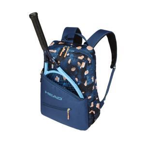 ヘッド HEAD テニスバッグ・ケース  Women's Backpack blue/coral 283279|kpi24
