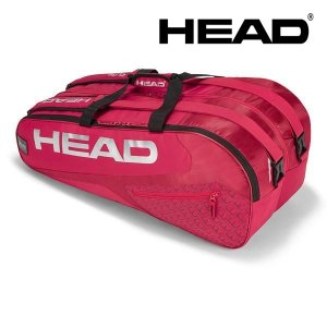 ヘッド HEAD テニスバッグ・ケース  Elite 9R Supercombi 283438-RDRD|kpi24