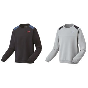 ヨネックス YONEX テニスウェア ユニセックス スウェットトレーナー 30054 2019SS|kpi24