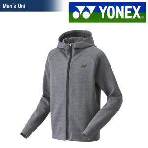 ヨネックス YONEX テニスウェア ユニセックス スウェットパーカー 31025-010 2018FW|kpi24