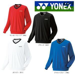 テニスウェア バドミントン ウェア ジュニア ヨネックス YONEX トレーナー 32019J 2017SS 2017新製品|kpi24