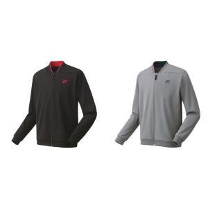 ヨネックス YONEX テニスウェア ユニセックス ニットウォームアップシャツ 50075 2019SS|kpi24