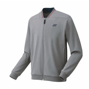 ヨネックス YONEX テニスウェア ユニセックス ニットウォームアップシャツ 50075 2019SS|kpi24|02