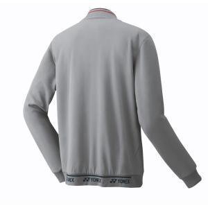 ヨネックス YONEX テニスウェア ジュニア ニットウォームアップシャツ 50075J 2019SS|kpi24|03