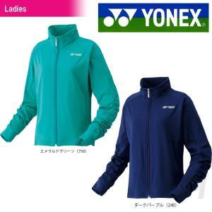 「均一セール」YONEX ヨネックス 「Ladies レディース ウィメンズ ニットウォームアップシャツ 57025」テニス&バドミントンウェア「SS」 『即日出荷』|kpi24