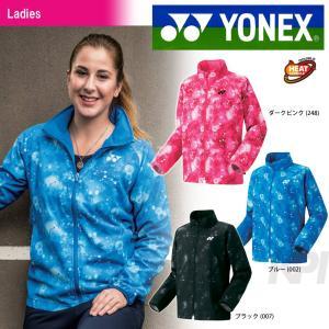 「均一セール」YONEX ヨネックス 「Ladies レディース 裏地付きウィンドウォーマーシャツ 78045」ウェア「FW」 『即日出荷』「ヨネックスおススメウォーム」|kpi24