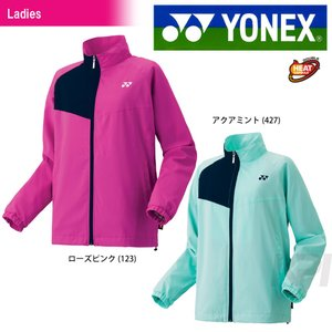 YONEX ヨネックス 「Ladies レディース 裏地付きウィンドウォーマーシャツ フィットスタイル  78046」ウェア「FW」 『即日出荷』|kpi24