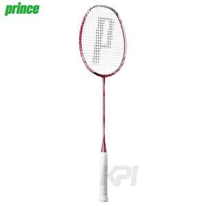Prince プリンス 「SUPER LIGHT Pink  スーパーライト  ピンク   7BJ027」バドミントンラケット「KPI」 kpi24