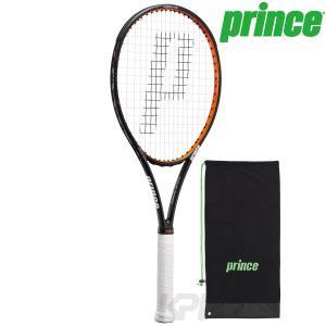 硬式テニスラケット プリンス Prince TOUR ATTACK 100 ツアーアタック100 7TJ013 スマートテニスセンサー対応 KPI 2017モデル|kpi24