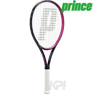「2017新製品」「ガット張り上げ済み」Prince プリンス [SIERRA 26 シエラ26   7TJ051]ジュニアテニスラケット|kpi24