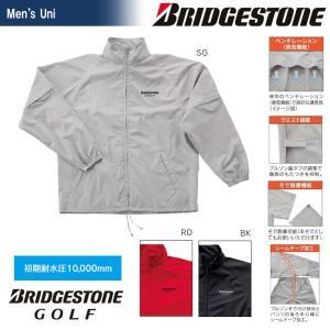ブリヂストンゴルフ BRIDGESTONE ゴルフウェア メンズ レインブルゾン 85G41|kpi24