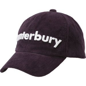 カンタベリー CANTERBURY ラグビーキャップ・バイザー  CORDUROY CAP AC08851-69|kpi24
