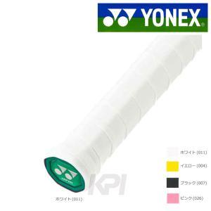 「2017新製品」YONEX ヨネックス 「ウェットスーパーアブソーベントグリップ 3本入  AC102A」オーバーグリップテープ|kpi24