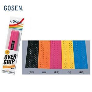 GOSEN ゴーセン 「WコブメッシュAC15L」オーバーグリップテープ「KPI」|kpi24