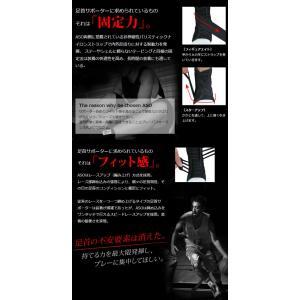 ASO エーエスオー 「足首サポーター 左右兼用 スタンダードモデル テニス用&オールスポーツ用サポーター」ASO-SL|kpi24|03