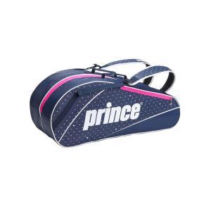 プリンス Prince テニスバッグ・ケース  ラケットバッグ6本入 AT971-196|kpi24