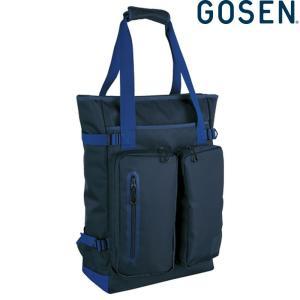 ゴーセン GOSEN テニスバッグ・ケース ユニセックス 2WAYトートバッグCasual BA18C2T-17|kpi24