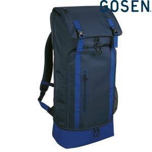 ゴーセン GOSEN テニスバッグ・ケース ユニセックス ラケットバックパックCasual BA18CRB-17|kpi24