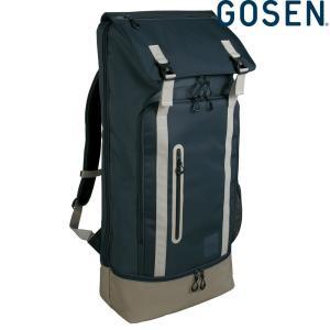 ゴーセン GOSEN テニスバッグ・ケース ユニセックス ラケットバックパックCasual BA18CRB-23|kpi24