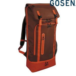 ゴーセン GOSEN テニスバッグ・ケース ユニセックス ラケットバックパックCasual BA18CRB-65|kpi24