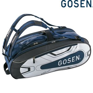 ゴーセン GOSEN テニスバッグ・ケース ユニセックス ラケットバッグPro4 BA18PR4G-17|kpi24