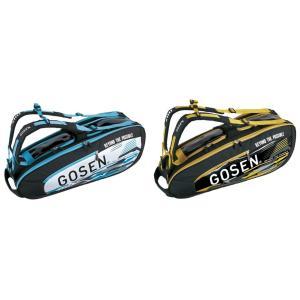 ゴーセン GOSEN テニスバッグ・ケース  ラケットバッグPro4 BA19PR4|kpi24