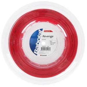『即日出荷』BabolaT バボラ 「リベンジ130 REVENGE130  200mロール BA241072」硬式テニスストリング ガット 「KPI」|kpi24