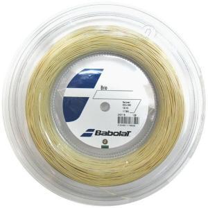 『即日出荷』BabolaT バボラ 「Brio ブリオ  125/130/135 200mロール  BA243118」硬式テニスストリング ガット|kpi24