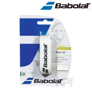 BabolaT(バボラ)「Xcel Gel エクセル ジェル(1本入) BA670058」リプレイスメントグリップテープ|kpi24