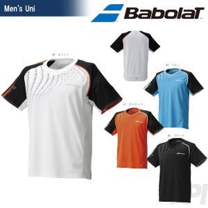 テニスウェア ユニセックス バボラ Babolat ゲームシャツ BAB-1613 2016SS [ネコポス可]|kpi24