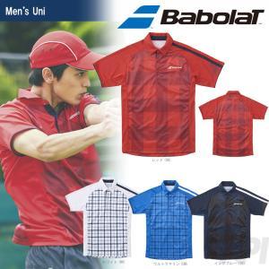 バボラ Babolat 「Unisex ショートスリーブシャツ BAB-1757」テニスウェア「2017FW」『即日出荷』|kpi24