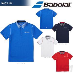 バボラ Babolat 「Unisex ショートスリーブシャツ BAB-1760」テニスウェア「2017FW」『即日出荷』|kpi24