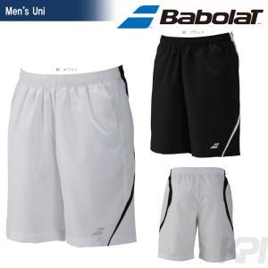 「2017モデル」Babolat バボラ 「Unisex ゲームハーフパンツ BAB-2603」テニスウェア「SS」『即日出荷』|kpi24