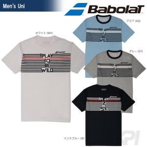 「均一セール」『即日出荷』Babolat バボラ 「Unisex ショートスリーブシャツ BAB-8704」テニスウェア「FW」 [ポスト投函便対応]|kpi24