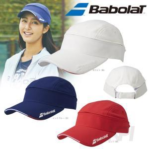 バボラ Babolat 「Women's レディース ゲームキャップ BAB-C784W」テニスウェア「2017FW」『即日出荷』|kpi24