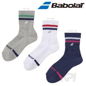 バボラ Babolat 「Unisex ショートソックス BAB-S751」テニスウェア「2017FW」『即日出荷』|kpi24