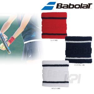 「2017新製品」Babolat バボラ 「リストバンド BAB-W730W」テニスウェア「2017SS」『即日出荷』|kpi24
