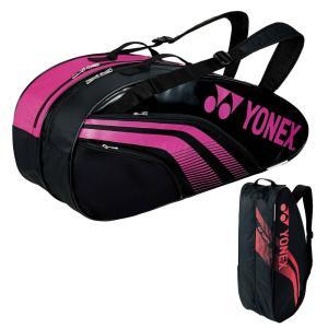 ヨネックス YONEX テニスバッグ・ケース  ラケットバッグ6 リュック付  テニス6本用  BAG1932R 『即日出荷』|kpi24