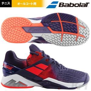 Babolat バボラ 「PROPULSE FURY All Court W PP プロパルス フューリー オールコート W  BAS17477」オールコート用テニスシューズ|kpi24