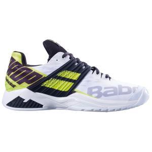 バボラ Babolat テニスシューズ メンズ PROPULSE FURY OMNI M プロパルス フューリー  オムニ・クレーコート用  BAS19624|kpi24