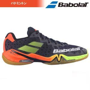 バボラ Babolat バドミントンシューズ メンズ SHADOW TOUR W シャドーツアー M BASF1801-BK|kpi24