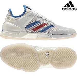 アディダス adidas テニスシューズ  81ADIZERO UBERSONIC 2+5 オールコート用 BB6892|kpi24
