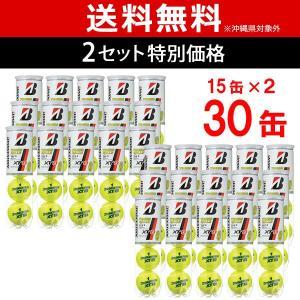 BRIDGESTONE ブリヂストン XT8 エックスティエイト [4個入]2箱セット 15缶×2=120球 テニスボール|kpi24