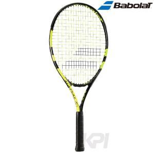硬式テニスラケット  バボラ NADAL JUNIOR25(ナダルジュニア25) BF-140180 ジュニアラケットガット張り上げ済|kpi24
