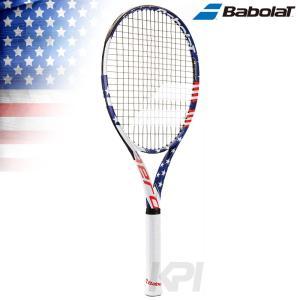「2017モデル」Babolat バボラ 「PURE AERO US STAR ピュアアエロUS  BF101278」硬式テニスラケット|kpi24